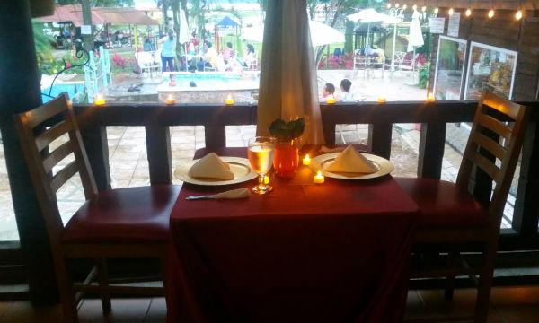 Restaurante Pacas